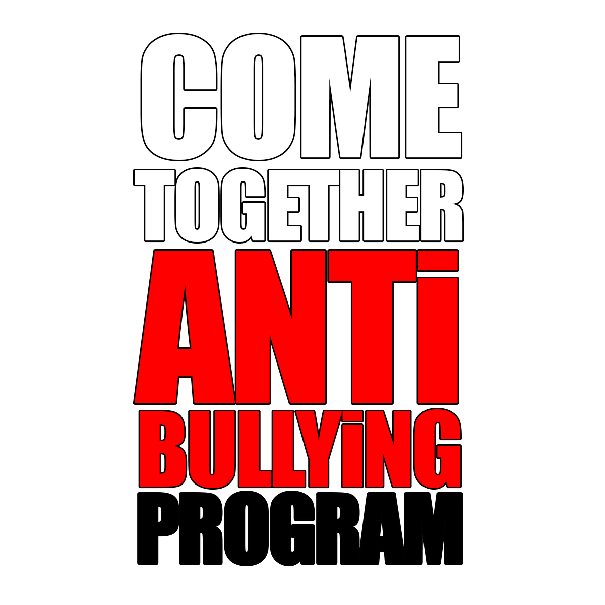 Come Together – Anti-Bullying School Program